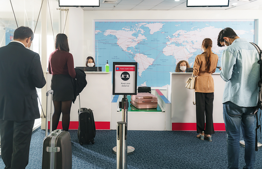 Top travel mistake to avoid at airport is waiting time in lines