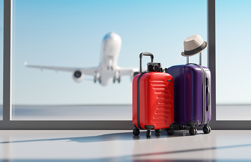 Easy and affordable luggage pick up service to Japan