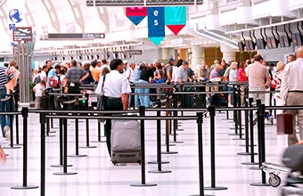 How to get through airport security faster by shipping your luggage with ShipGo
