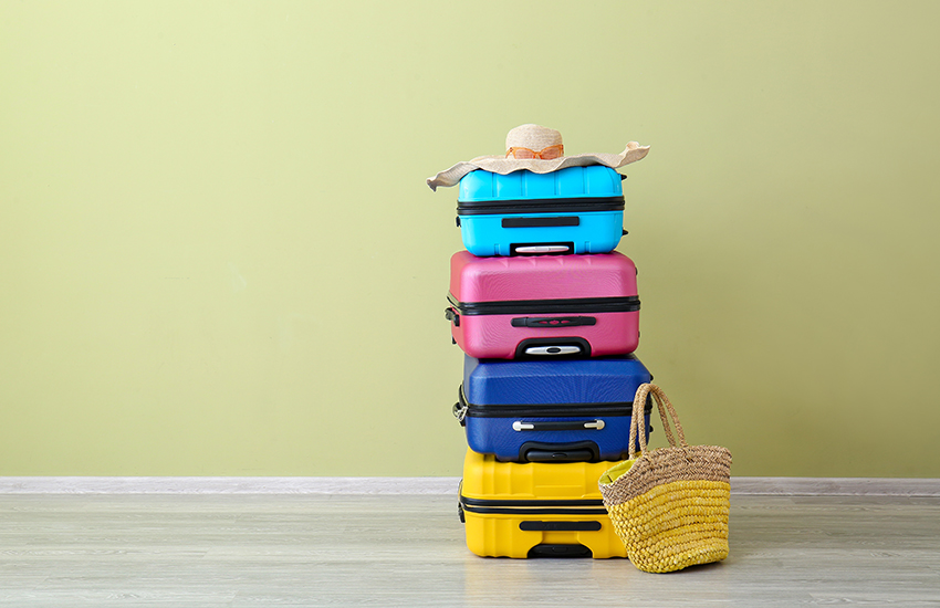 The premier luggage pickup service to the UK