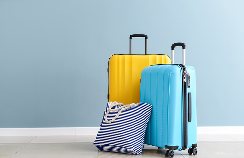 Reliable and safe pick up luggage from home and more