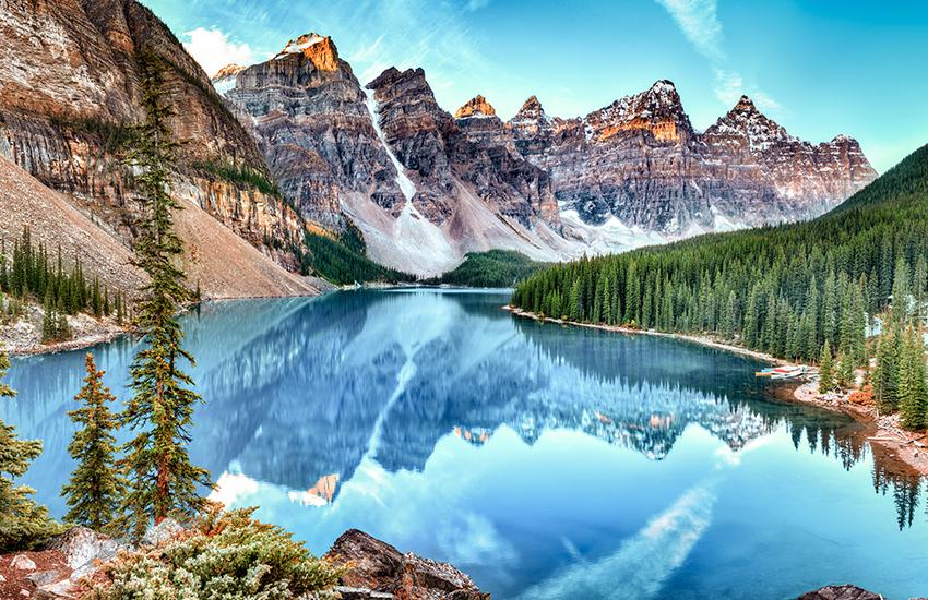 Best spring National Park to visit, Glacier National Park