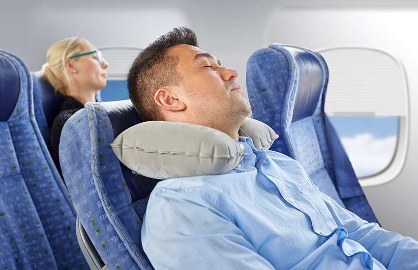 Top travel gift ideas is a travel pillow